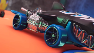 Gameplay video ze závodních Hot Wheels Unleashed