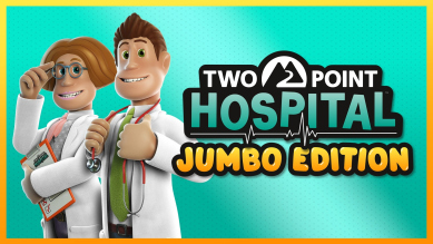 Two Point Hospital – recenze Jumbo Edition
