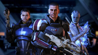 Mass Effect Legendary Edition je dokončen