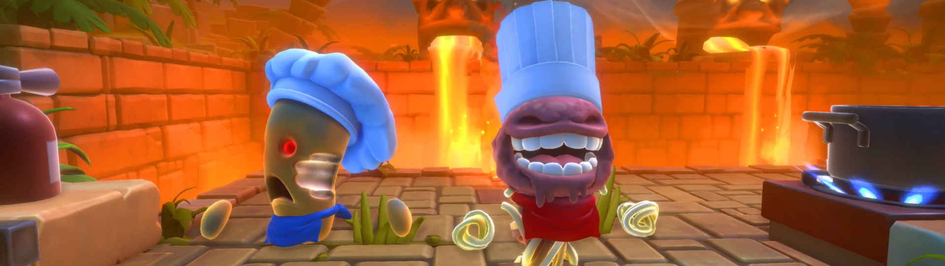 Trailer na Overcooked: All You Can Eat ukazuje nový obsah | Videa